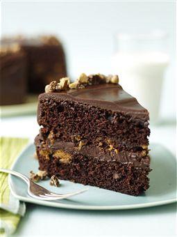 Baño de Chocolate Brillante