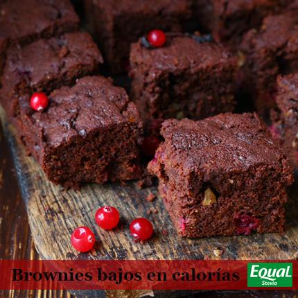 Brownie Equal Stevia