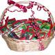 La Manchega regala una canasta con sus productos - Marzo 2013
