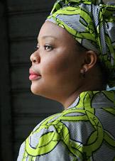 Leymah Roberta Gbowee…