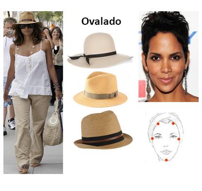 c62a7714149 Qué sombrero usar según la forma de tu rostro? - Comuna Mujer