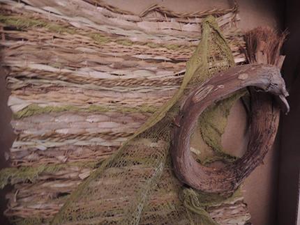 Talleres de Telar Criollo: rescate de una técnica de tejido.